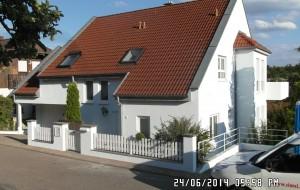 Fassaden Anstrich5