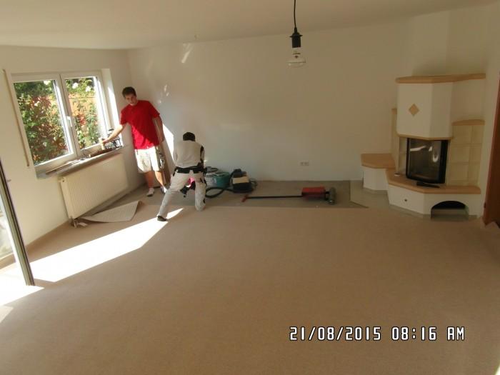 Teppichboden (in Arbeit)