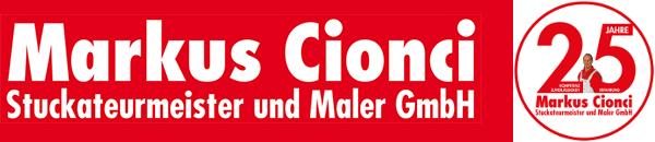 Cionci – Stuckateurmeister und Maler GmbH – Weissach